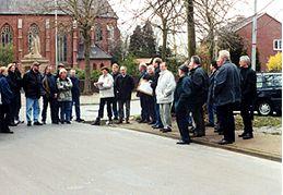 Dorfgemeinschaft Dorferneuerung 2001